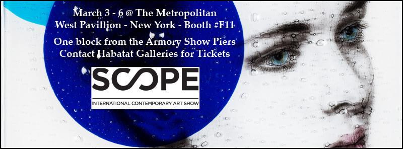 michael janis glass art new york scope