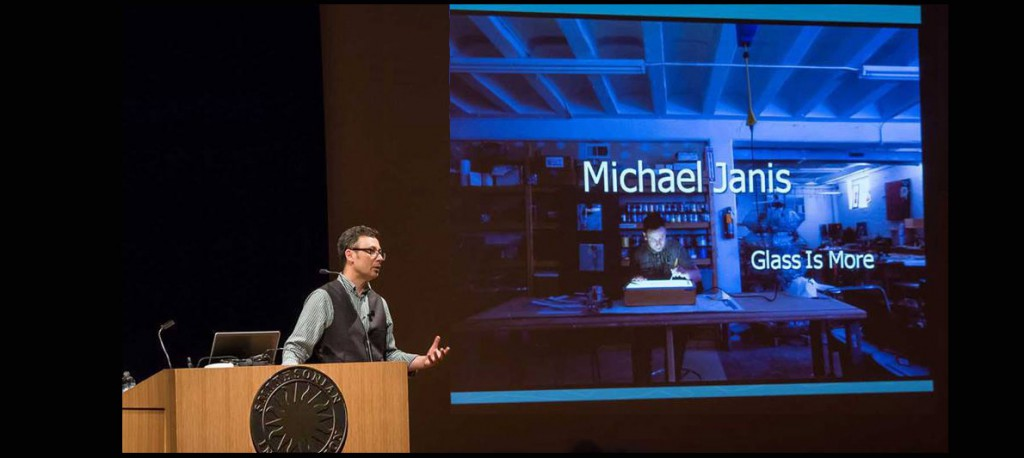 Smithsonian Distinguished Artist Michael Janis