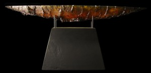 syl.mathis.glass.art.sculpture.new.american.cast