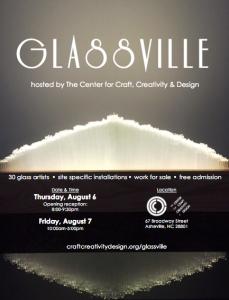 glassville.asheville.poster.