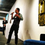 Michael Janis talks about his work at SOFA Chicago