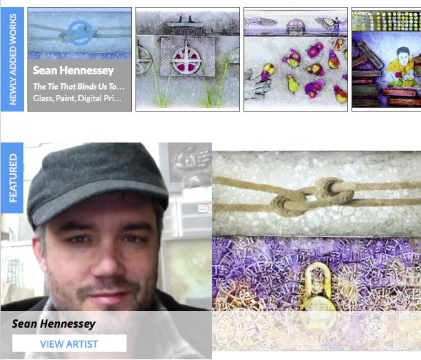 Habatat Galleries Featured Artist : Sean Hennessey