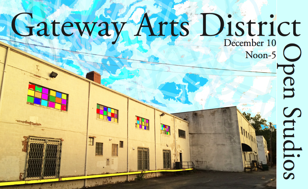 Gateway Arts Open Studio Winter Washington Glass School