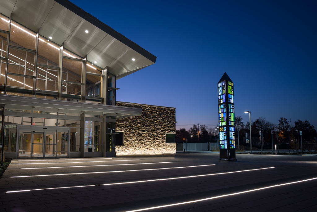 WGS_Laurel Library.MD.aipp.washington_glass_studio.public_art.sculpture.site.specific.sustainable.design.usa.jpg