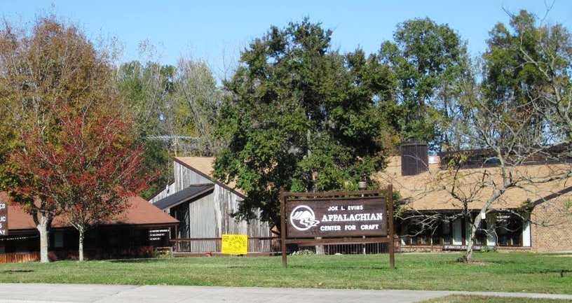 The Appalachian Center for Craft is a satellite campus of Tennessee Tech.