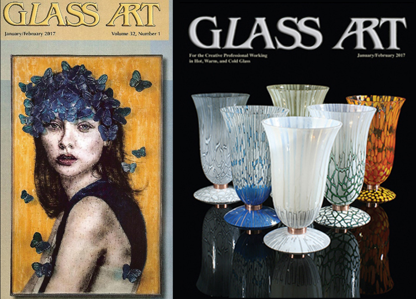 janis.michael.glass.art.magazine.leatherbarrow.usa.mixed_media.sculpture