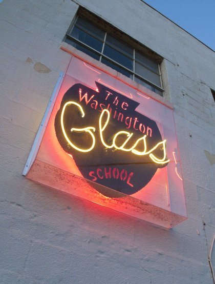 Washington Glass School in Mount Rainier, MD