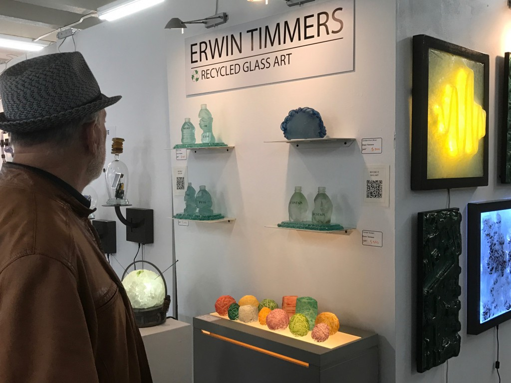 Erwin Timmers' work looked incredible!