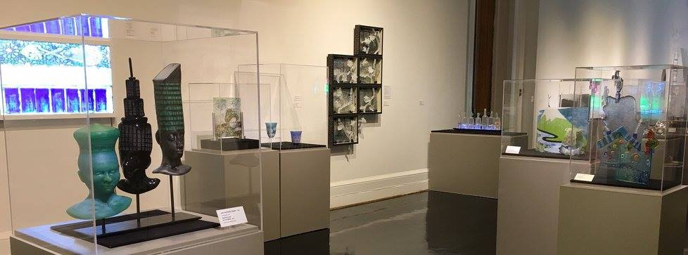 EMBRACING  NARRATIVE: Artwork of the Washington Glass School and Virginia Glass Guild at the Portsmouth Arts & Cultural Center