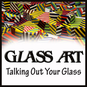 glass.art.magazine.Podcast.talking.out.your.ass