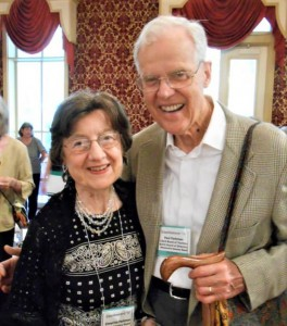 Elmerina and Paul Parkman