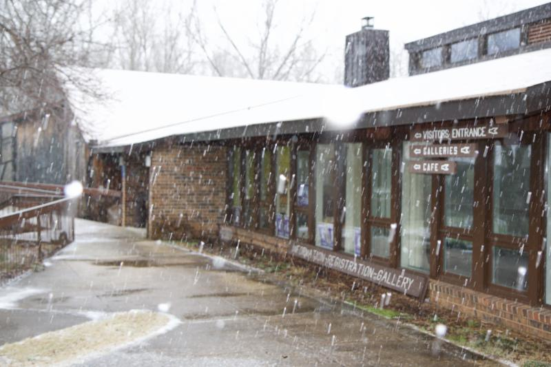 The Appalachian Center for Craft in Tennessee.
