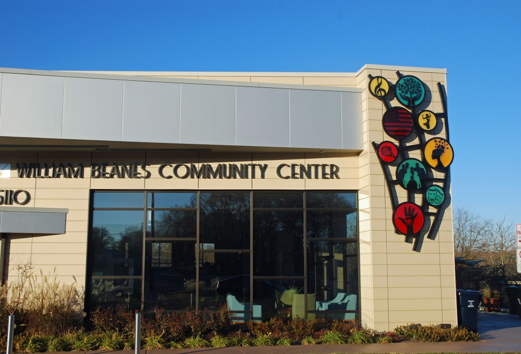 The William Beanes Community Center in Suitland, MD.