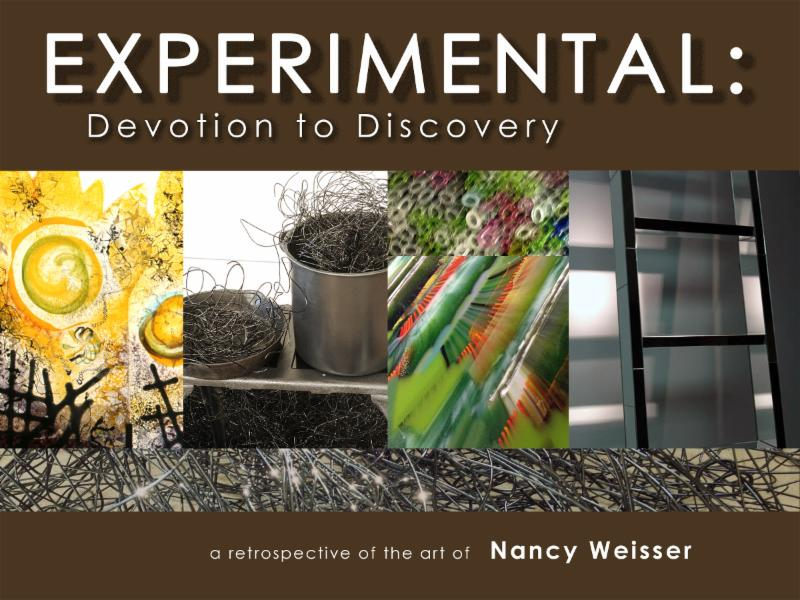 Nancy Weisser Solo Retrospective at Artists & Makers I Studio