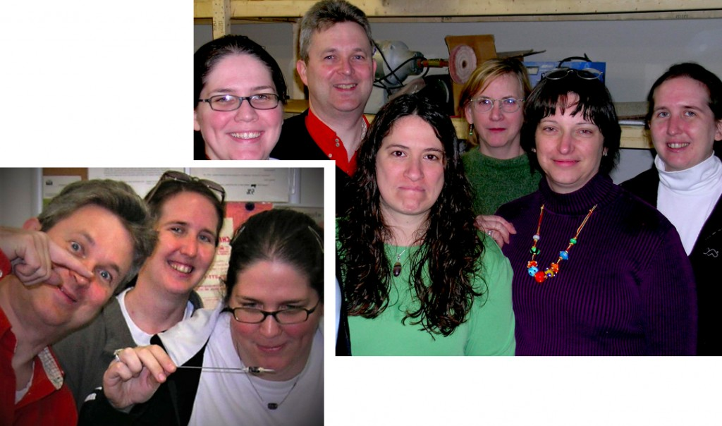 The 2007 WGS Bead Club.