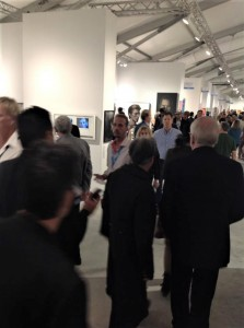Opening night of Art Miami/Context
