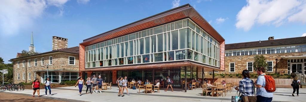 Goucher College in Towson, Maryland.