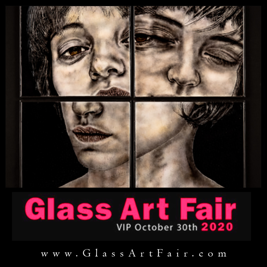 GlassArtFair2020.michael_janis.glass.sgraffito.art.contemporary